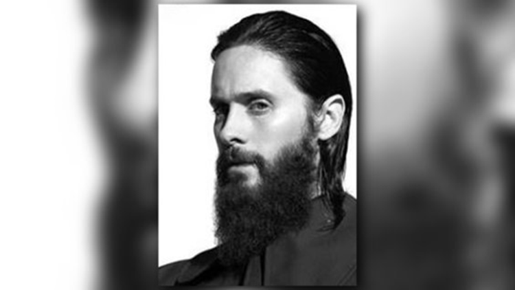 Jared Leto visits Rock Hall to promote new album