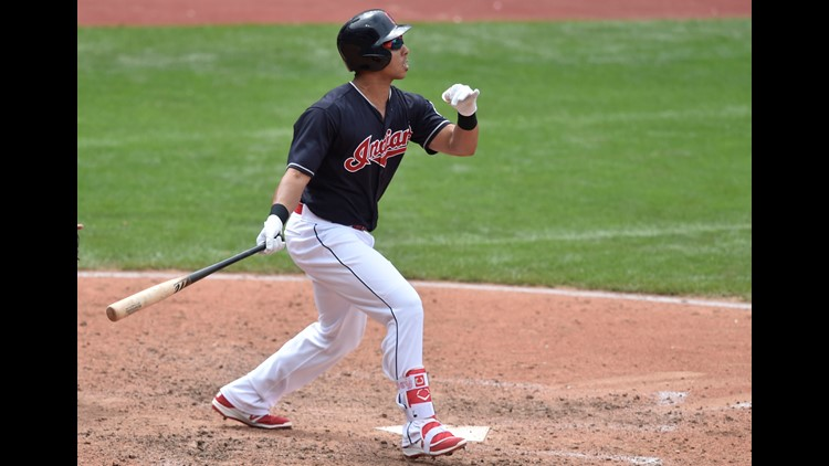 Indians activate Michael Brantley, demote Tyler Naquin