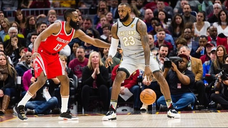 1a64e97b2302 NBA MVP  Does James Harden or LeBron James have the better case ...