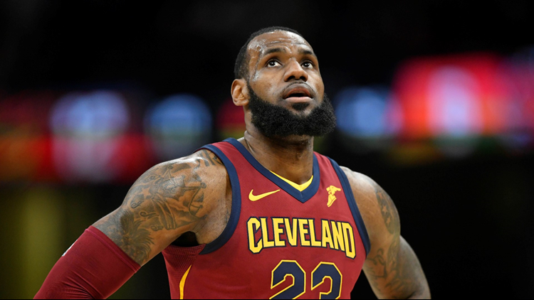 LeBron James' rare quest for eighth straight NBA Finals