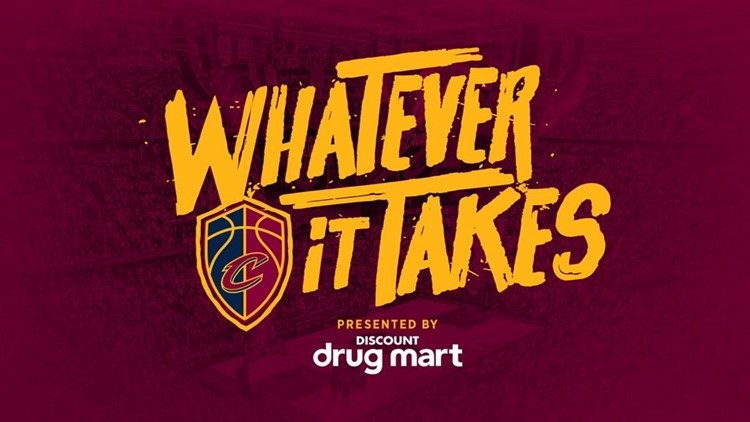 0388b2dc9 Whatever It Takes  Cleveland Cavaliers unveil 2018 NBA Playoffs motto