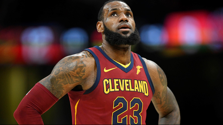 LeBron James Loses First First-Round Game Since 2012
