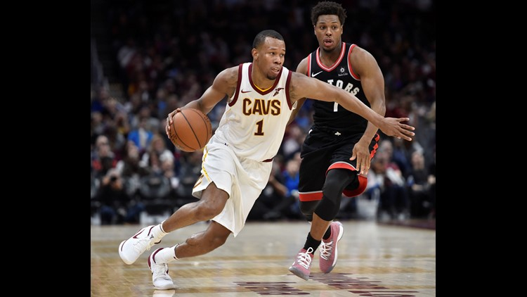 Rodney Hood will start at shooting guard in place of Kyle Korver for the Cleveland Cavaliers in Game 1 of the 2018 NBA Playoffs.