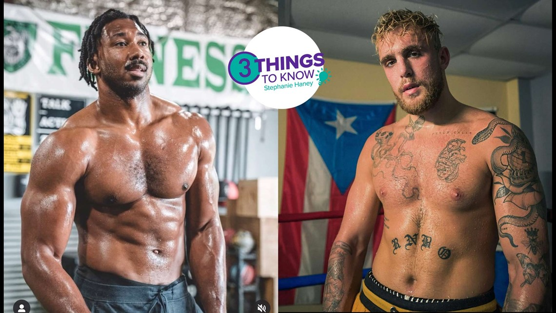 YouTube star-turned-boxer Jake Paul reacts to Cleveland Browns defensive end Myles Garrett saying he would knock out Logan Paul in a boxing match