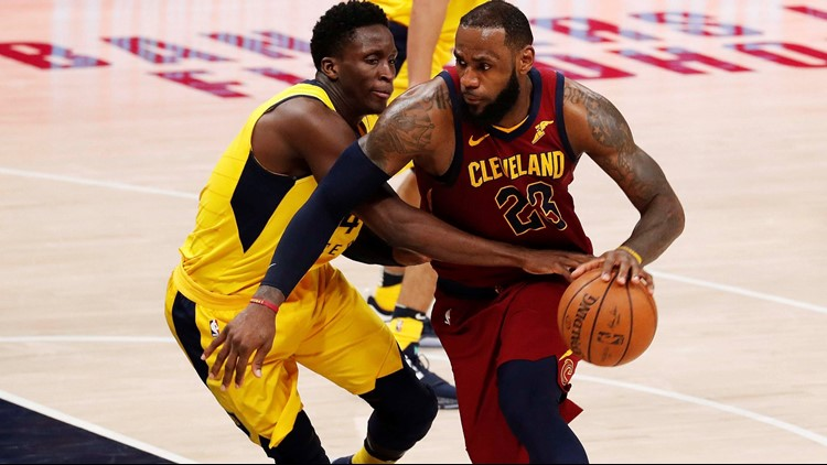 Cavs Blow Lead To Pacers, As Wizards And Bucks Win