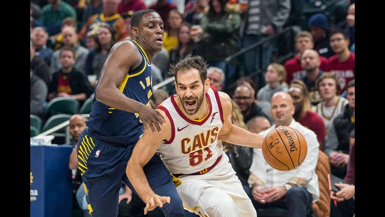 Jose Calderon to start for Cleveland Cavaliers in Game 5
