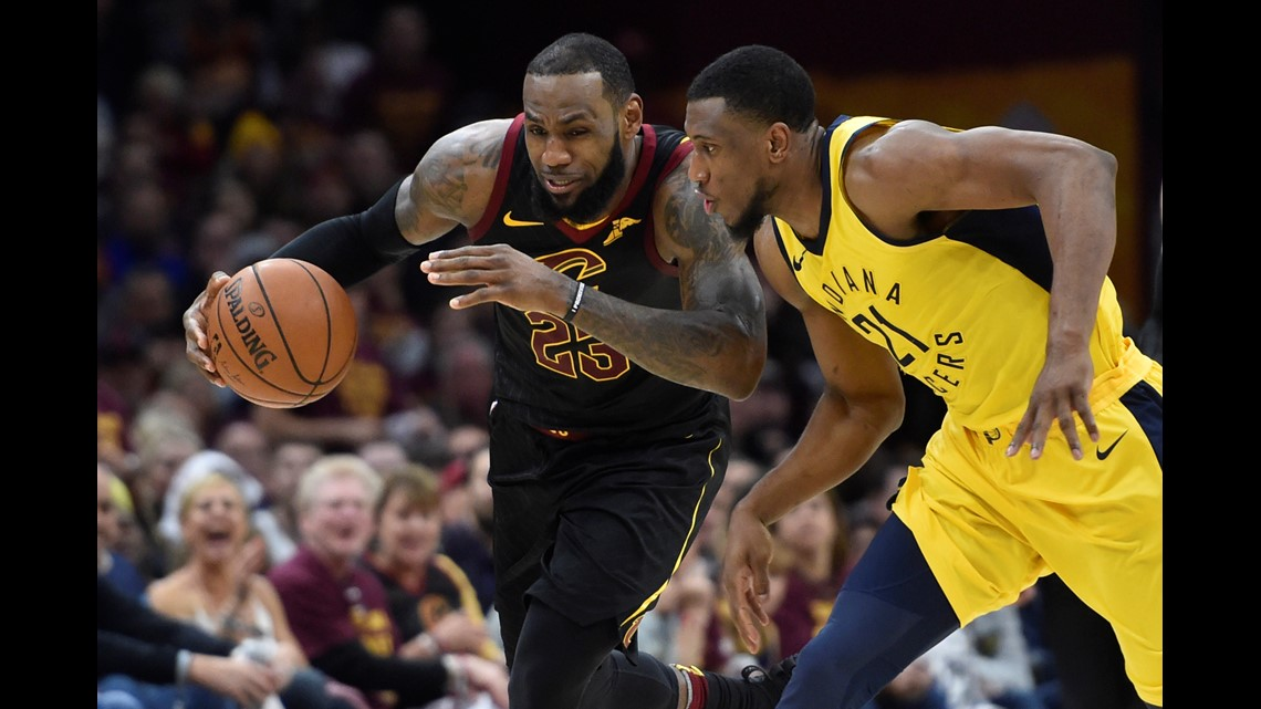 PHOTOS: Cleveland Cavaliers cure third-quarter woes in Game