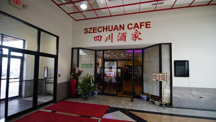 Szechuan Cafe