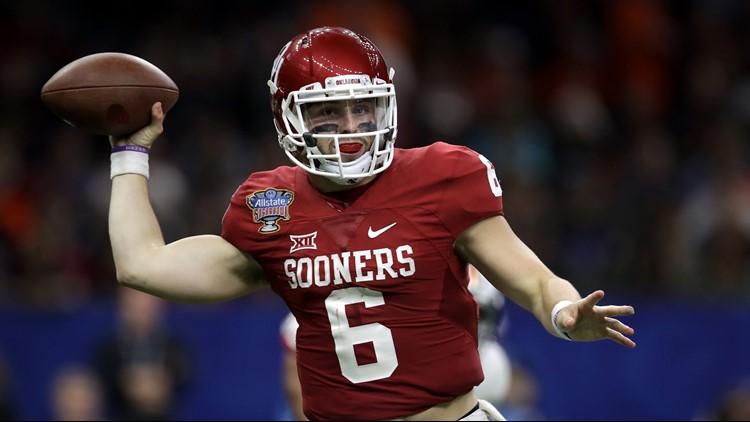 Browns Considering Baker Mayfield With No. 1 Pick