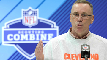 John Dorsey: Senior management will be together in moving Cleveland Browns in right direction
