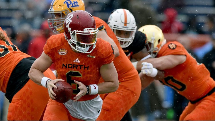 52f5b36df Baker Mayfield brings  never give up  mentality to Cleveland Browns ...