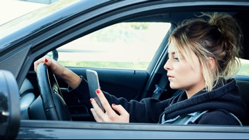How will Ohio's new distracted driver law be enforced?