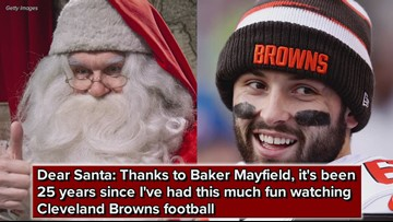Could Browns fans be staring at a run of excellence with Baker Mayfield at QB? -- Bud Shaw's You Said It