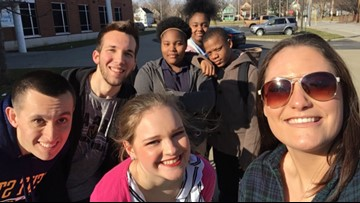 'My Voice. Our Stories.': Kent State journalism students dig deeper into Hough neighborhood