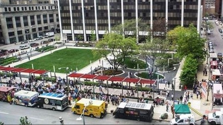 When does food truck season return to Cleveland?: See the