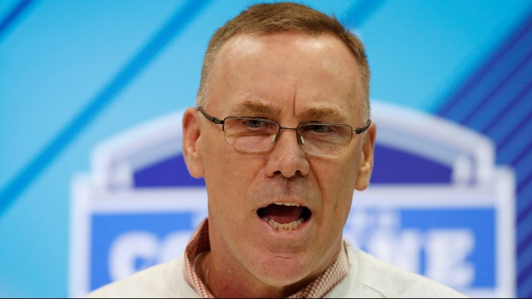 Browns' John Dorsey Doesn't Think 'Anything Good' Comes out of 'Hard Knocks'