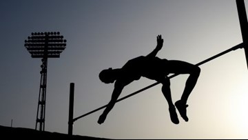 Pole vaulter sues Canton Hoover High School over competition ban