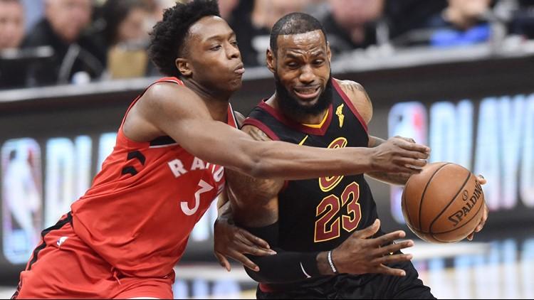 625544a3e2 LeBron James on game-winning shot vs. Toronto Raptors: 'I live for ...