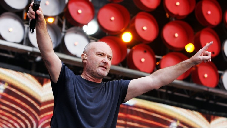 Phil Collins's Not Dead Yet Live! Tour will come to New Jersey