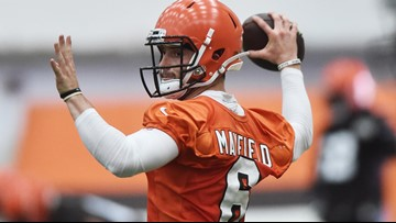 Cleveland Browns QB Baker Mayfield already has the respect of fellow rookies