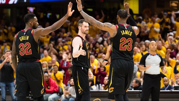 Cleveland Cavaliers blowout Toronto Raptors to complete sweep ... c8afd1813