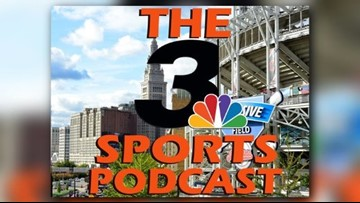 3Sports Podcast: Recapping the Cleveland Browns' 2018 NFL Draft and Baker Mayfield talk