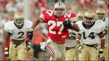 Ohio State great Eddie George to be inducted into International Sports Hall of Fame