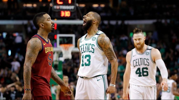 RECAP  Cleveland Cavaliers fall to Boston Celtics 04fa3f014