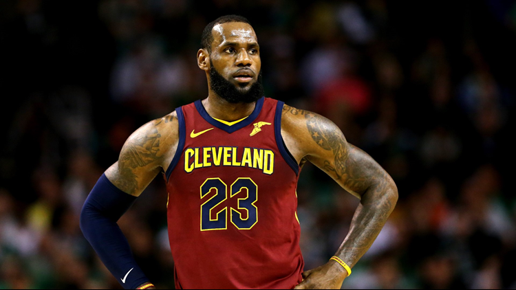 huge selection of 4c1ac 26026 LeBron James on Cleveland Cavaliers  loss   Game 1 has always been a feel  out game for me