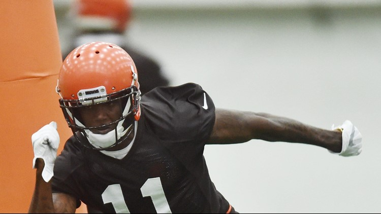 Veteran wide receiver Josh Gordon: Cleveland Browns have system in place for Antonio Callaway to find success