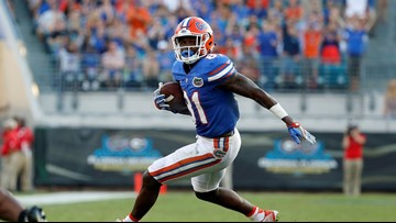 Antonio Callaway grateful Cleveland Browns took chance on him in 2018 NFL Draft