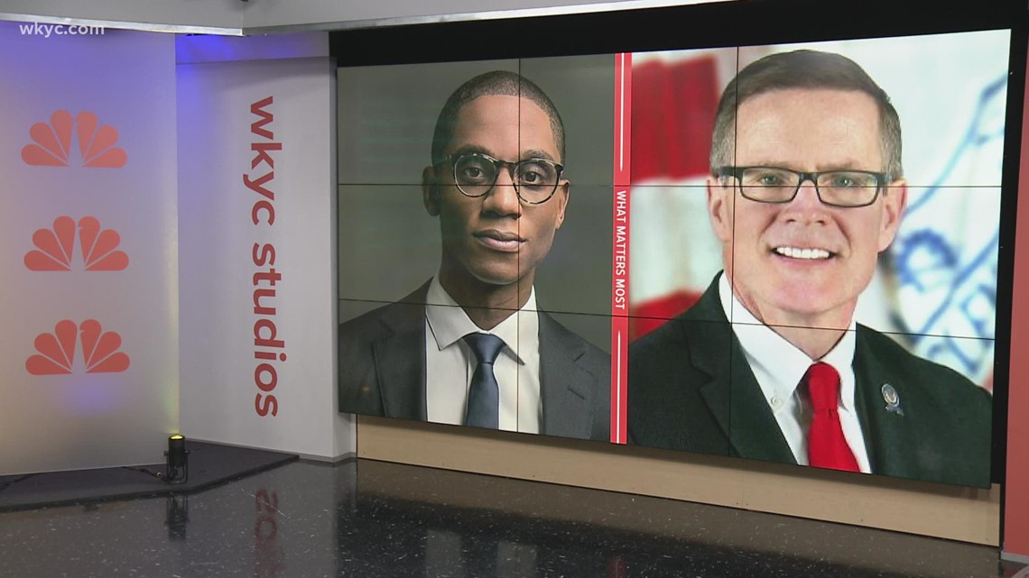 Justin Bibb, Kevin Kelley to face off in November race to become Cleveland's next mayor