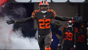 Cleveland Browns: DB Eric Murray 'probably not going to make it back' for Pittsburgh Steelers game