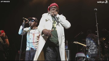 Rock Hall welcomes back inductees George Clinton and the Parliament Funkadelic for concert Saturday