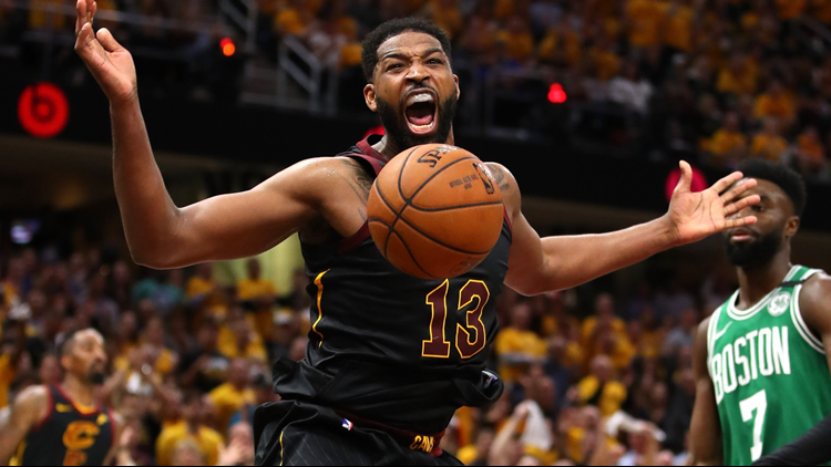 Image result for Tristan Thompson (PF/C - Cleveland Cavaliers)