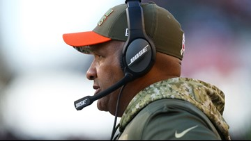 Excitement abound in Berea as Cleveland Browns start Phase 2 of offseason workouts