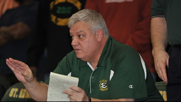 Greg Urbas retires as head wrestling coach at St. Edward High School