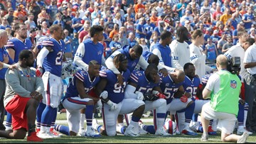 NFLPA: NFL did not consult with the union prior to National Anthem decision