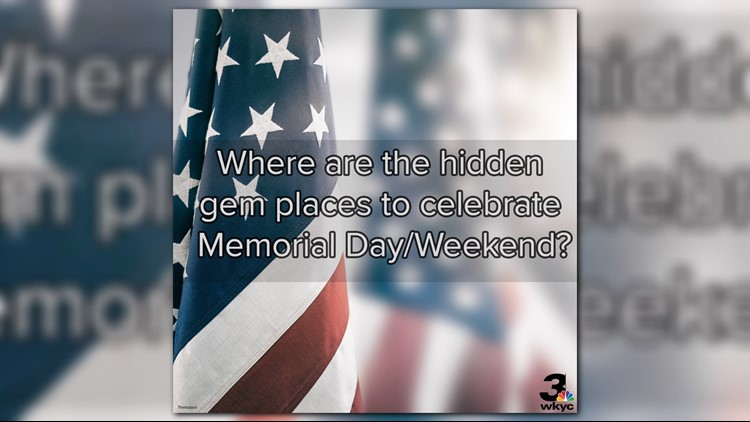 We want to know about your hidden gem Memorial Day celebrations.