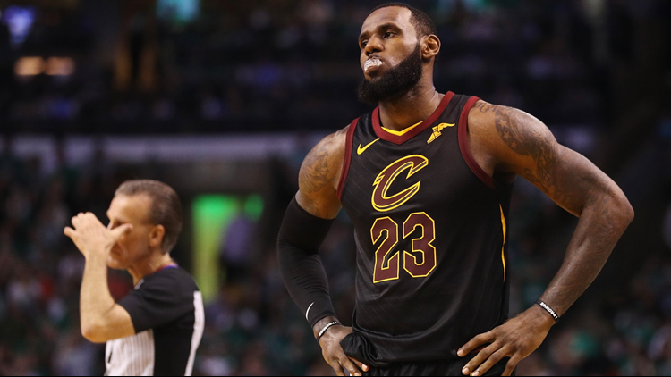 LeBron James flips elimination-game game on its head