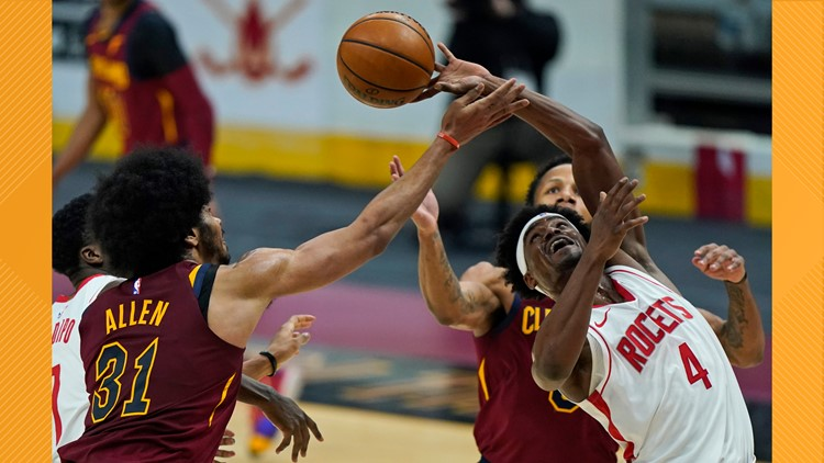 Cleveland Cavaliers beat Houston Rockets 112-96 for 2nd straight win