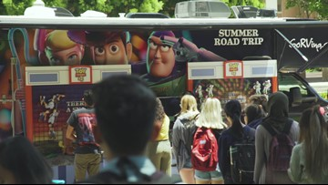 Toy Story 4 RV teaser video