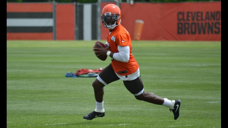 c2bd151f Tyrod Taylor ready to lead Cleveland Browns' change of culture ...