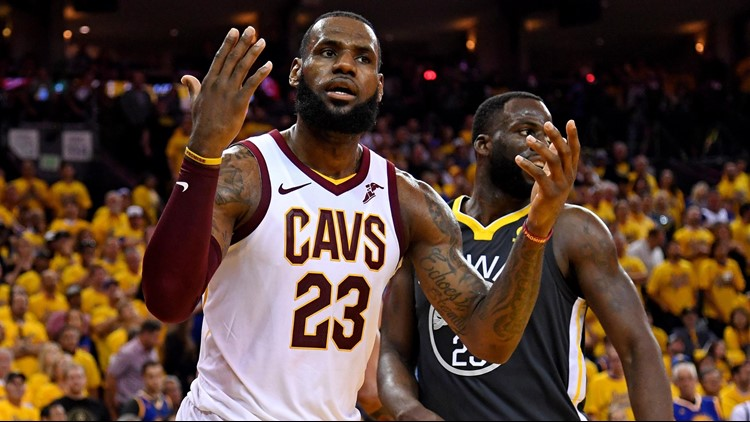 RECAP  Cleveland Cavaliers fall to Golden State Warriors 1903758ccad8