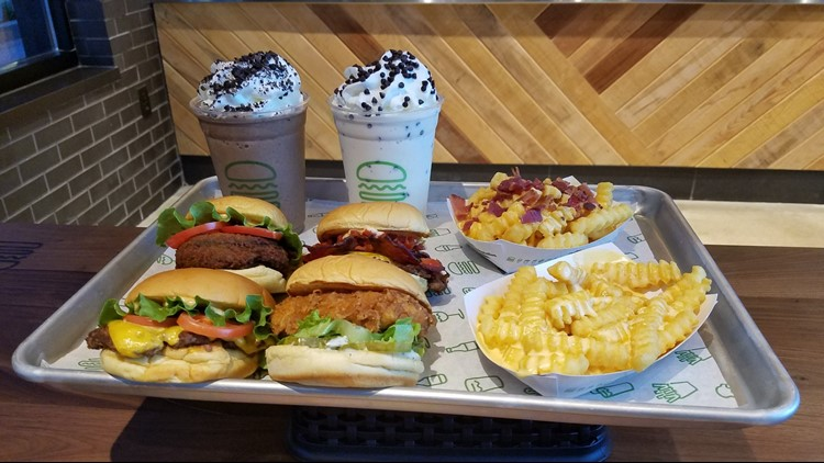 Shake Shack opens new downtown Cleveland restaurant: Take a first look inside