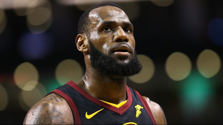 19294c0971aa Chris Bosh thinks LeBron James is leaving Cleveland Cavaliers to join  Houston Rockets.