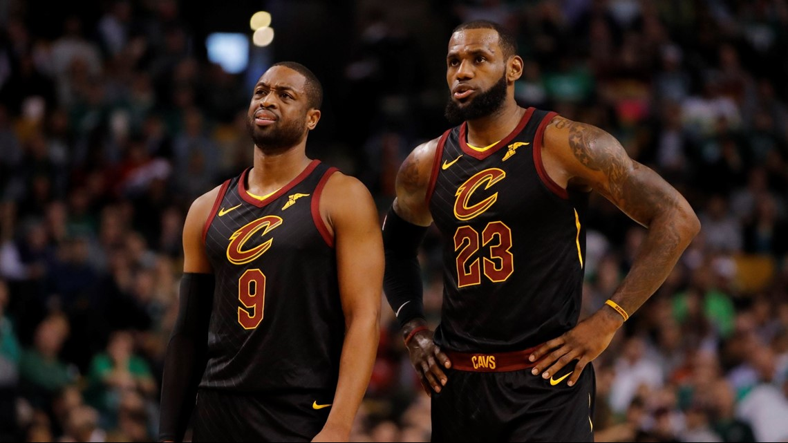 87881cf5990d Dwyane Wade says LeBron James will be making a  lifestyle  decision in free  agency