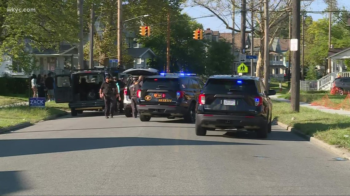 Deadly shooting victim identified after standoff on Cleveland's east side