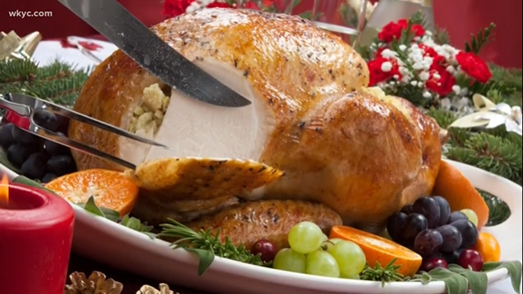 The New You: How to have a healthier Thanksgiving meal