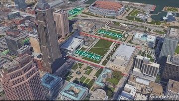 Here's what you need to know to navigate through Cleveland for July 4 fireworks